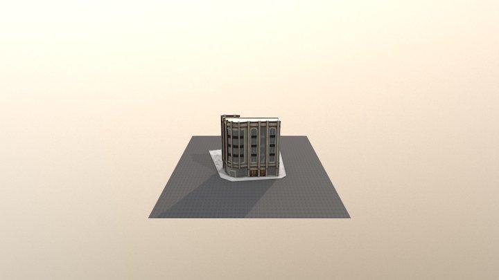 project-2 3D Model