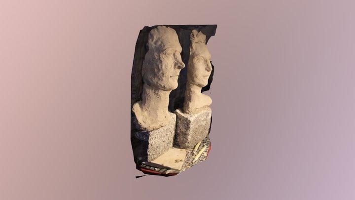 Ulli und Jens 3D Model