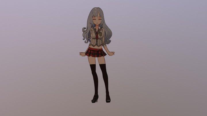 Rana 3D Model