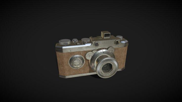 Canon Hansa Camera 3D Model
