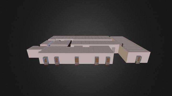 Cooper Hewitt: 3rd Floor 3D Model