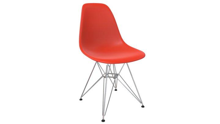 DSR, poppy red 3D Model