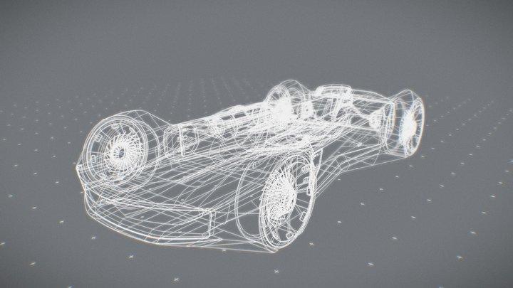 BMW Advanced Driving 3D Model