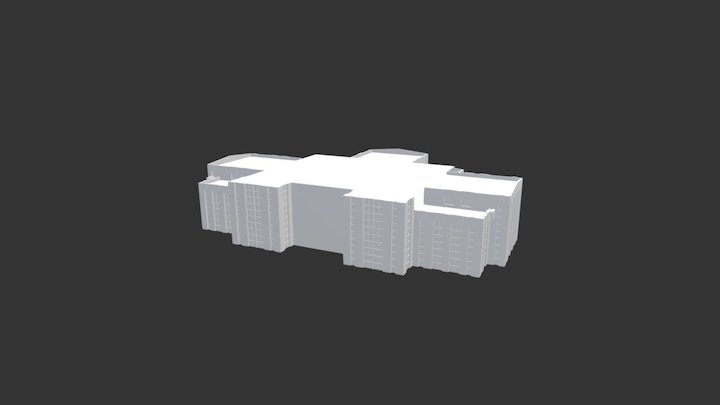 Tower WIP 3D Model