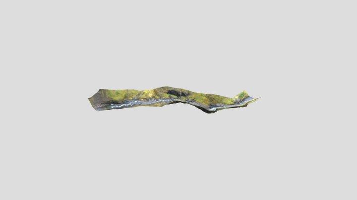 Quebrada Olivares // Manizales 3D Model