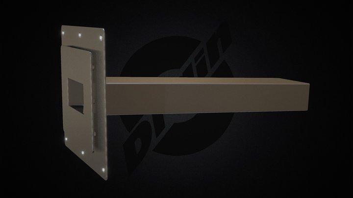 DP Plus SS 60x120 Rectangle 3D Model