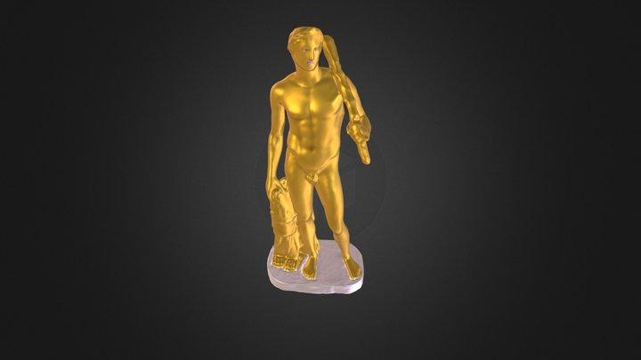 Byrd Lansdowne Herakles 3D Model