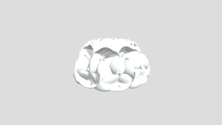 UFO-Flower 3D Model