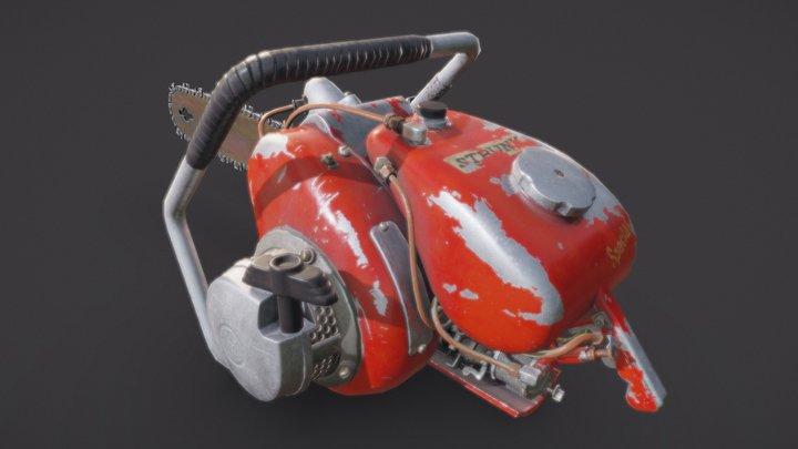 speedemon 3D Model