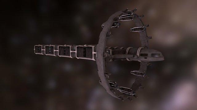 Heavy Goods Transport 3D Model