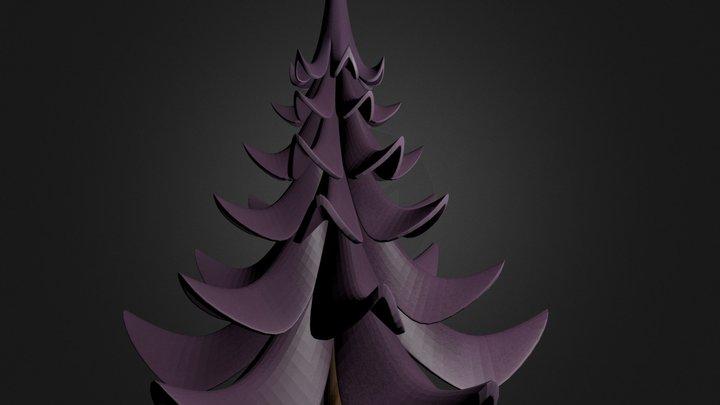 spruce05 3D Model
