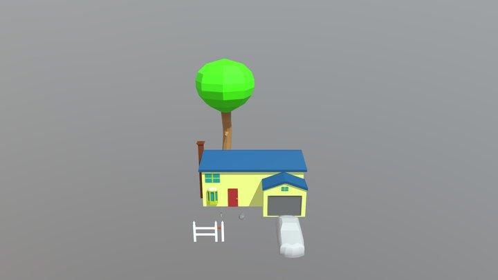 Viva Game Jam 3D Model