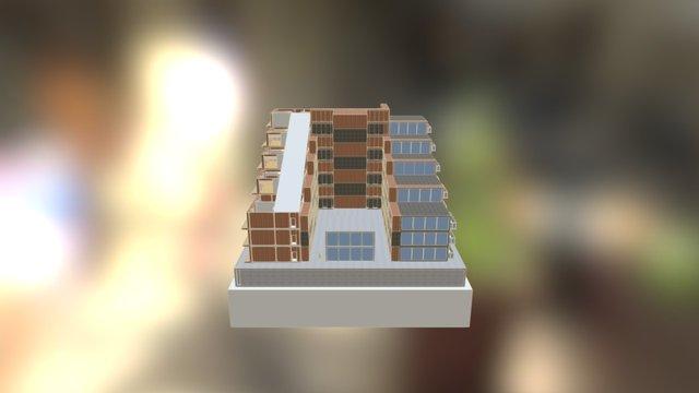 Amoeba Test 3D Model