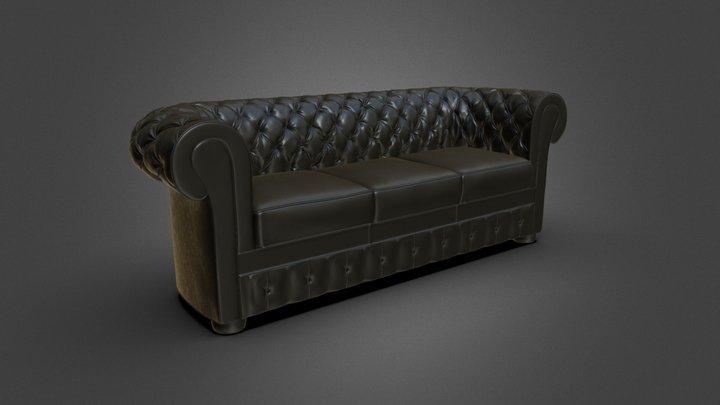 Chester 3D Model