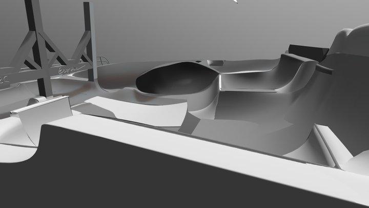 Burnside_01 3D Model