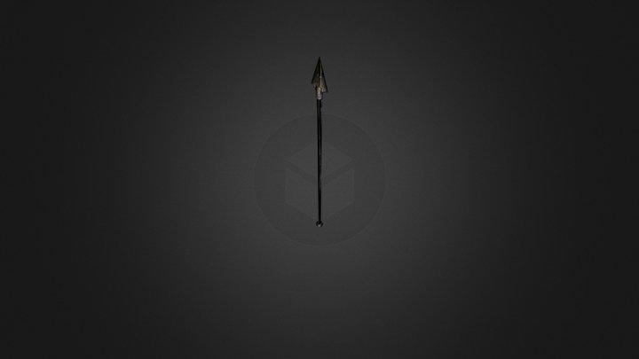 Spartan Spear 3D Model