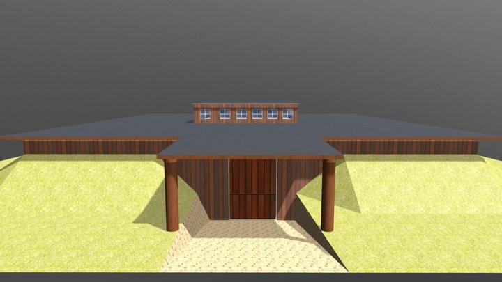 ziemianka 3D Model