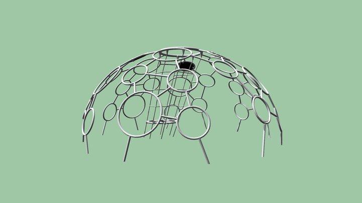 Unity Dome 3D Model
