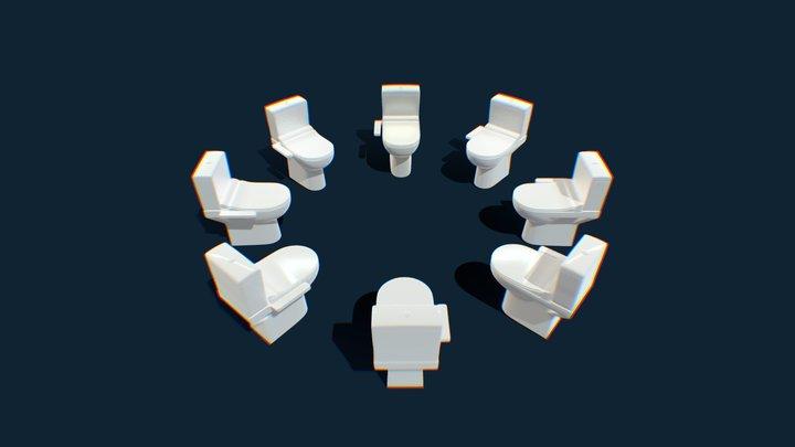 Toiletsch 3D Model
