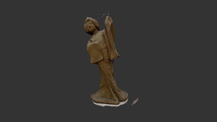 Maihime(舞姫)3 3D Model