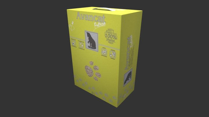 Forsynamin 3D Model