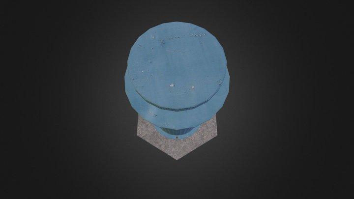 Sound Box 3D Model