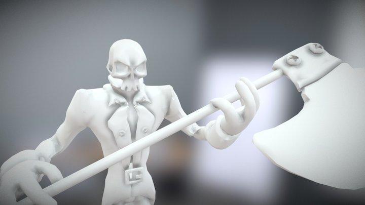 Heist 3D Model