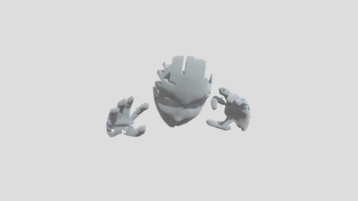 before2e 3D Model