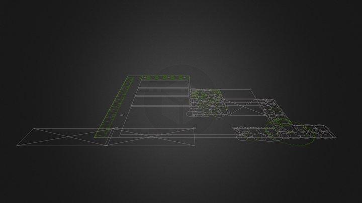 plan_1228.dxf 3D Model