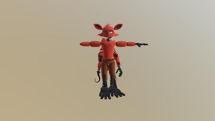 WFOXY fbx 3D Model