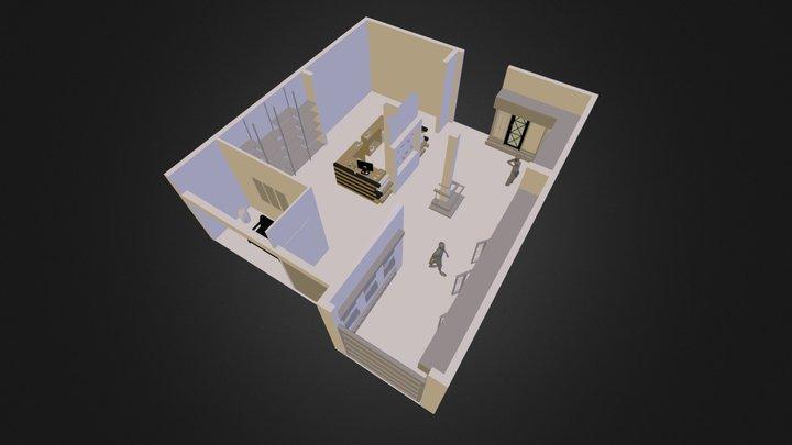 Propuesta Ferba_01 3D Model
