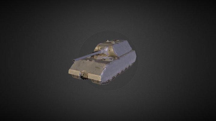 Maus 3D Model