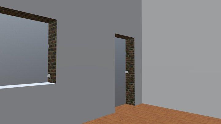 house test 3D Model