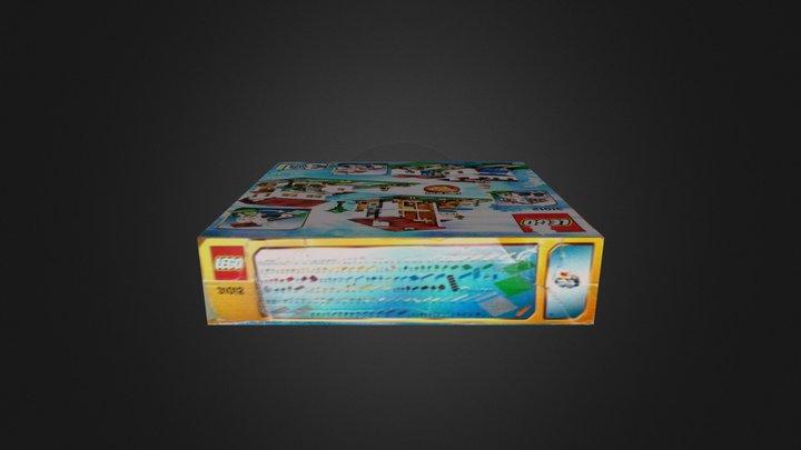 Lego Creator Toy Box 3D Model