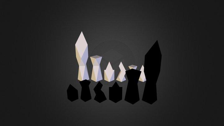 Chess2_2014_12 3D Model