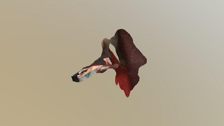 Foot 3 3D Model