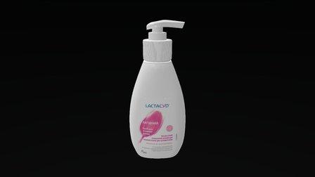 Bottle3 3D Model