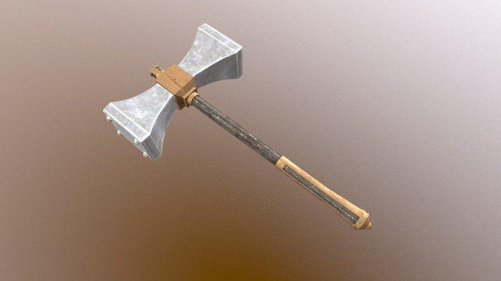 Hammer 3D Model