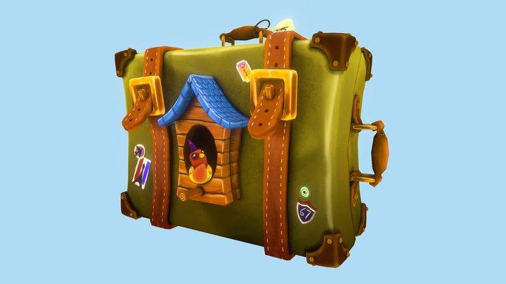Birdcase - Merilwen's Travel Challenge 3D Model