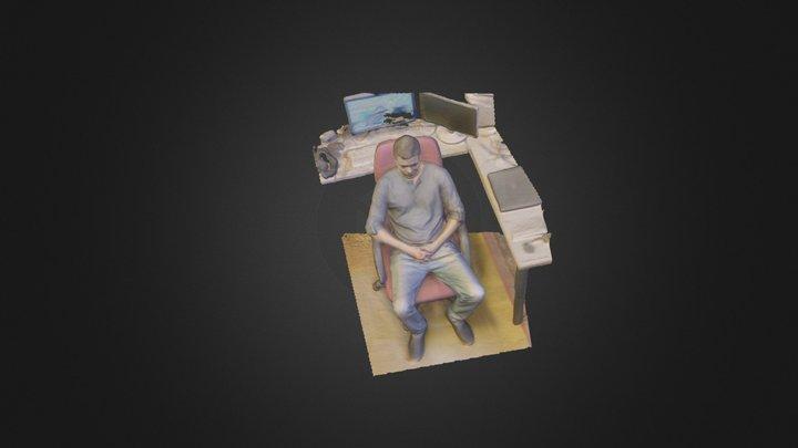 Okkiru 3D Model