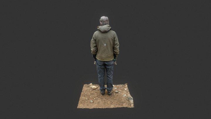 3Dad 3D Model