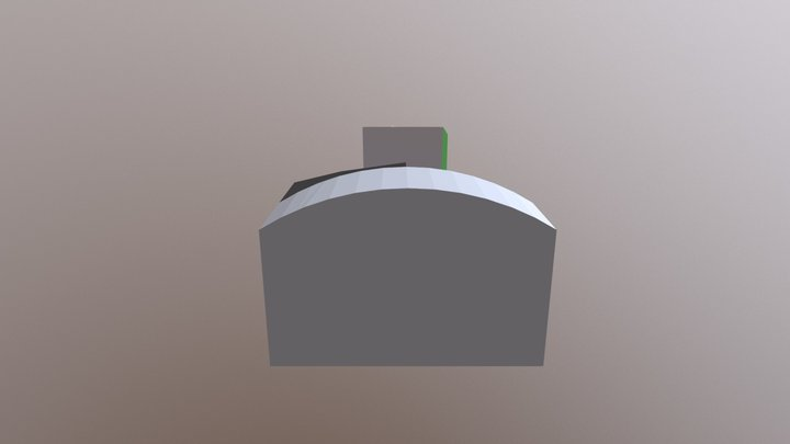 Ufa Skalodrom12 3D Model