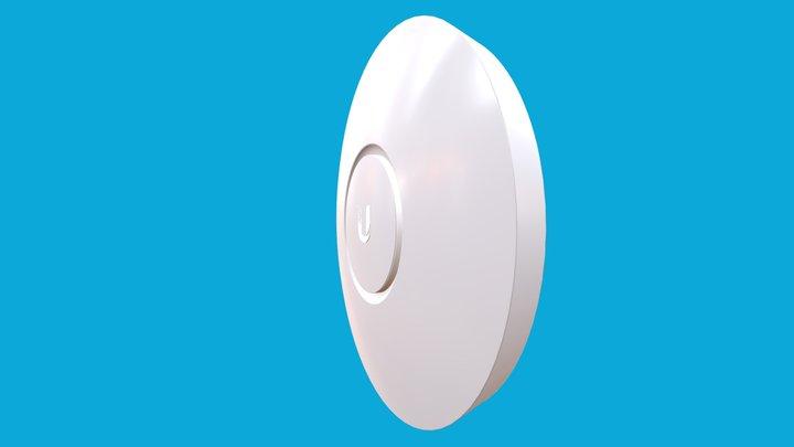 UniFi AP AC 3D model 3D Model