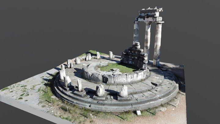 Tholos of Delphi 3D Model