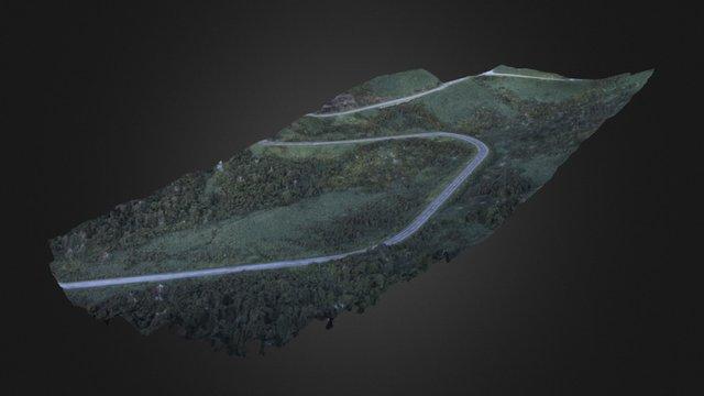 NisekoPanorama Line 3D Model