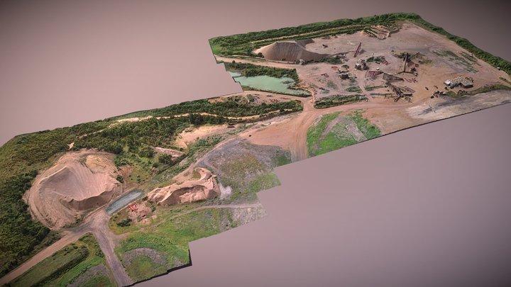 Fordyce - Murphy Sand & Gravel 3D Model