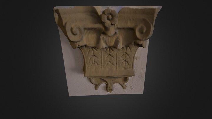 Capitello Forteguerriana 3D Model