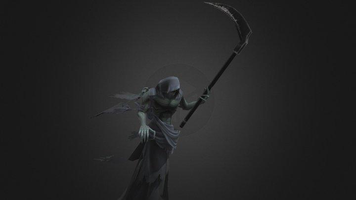 DARK DEATH 3D Model