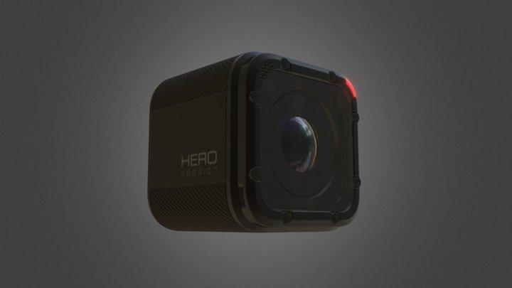 GoPro HERO Session 3D Model