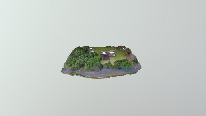 INSTALACION DE FAENA SAN FELIPE 3D Model